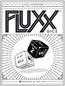 Fluxx Dice (Fluxx expansion)