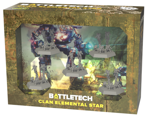 Battletech Elemental Star