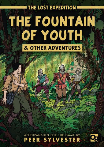 The Lost Expedition: Fountain of Youth and Other Adventures