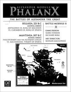 Phalanx Module: Great Battles of Alexander expansion (not needed for Deluxe edition)