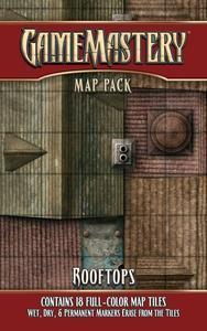 Game Mastery Map Pack: Rooftops