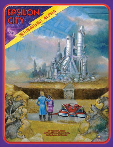 Metamorphosis Alpha: Epsilon City Box Set