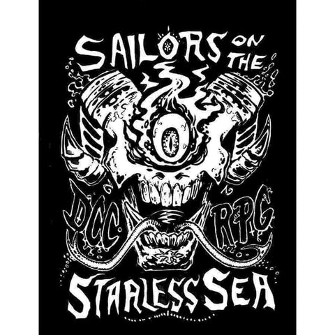Dungeon Crawl Classics: #67 Sailors on the Starless Sea Foil Collector's Edition
