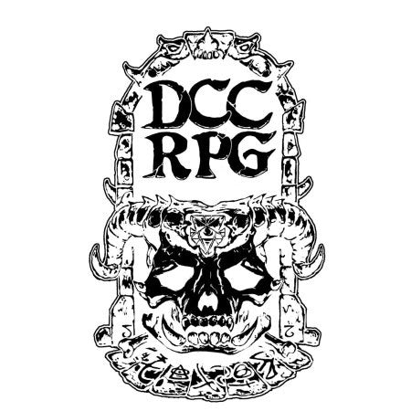 Dungeon Crawl Classics: Demon Skull Re-issue Special Edition Rulebook