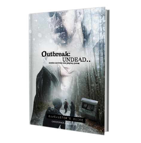 Outbreak Undead 2E: Gamemaster Guide