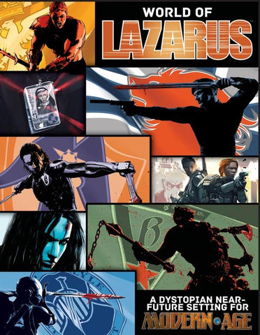 Modern Age: The World of Lazarus
