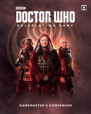 Doctor Who: The Gamemaster's Companion + complimentary PDF