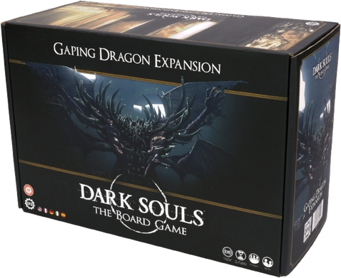 Dark Souls The Board Game: Gaping Dragon Expansion - Leisure Games
