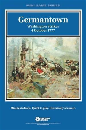 Mini Game Seies: Germantown - Washington Strikes