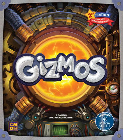 Gizmos (2nd Edition) (release date 18th October)