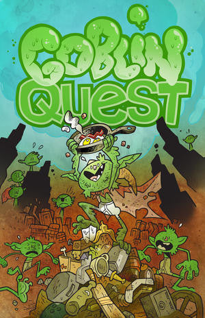 Goblin Quest: A Game of Fatal Ineptitude + complimentary PDF