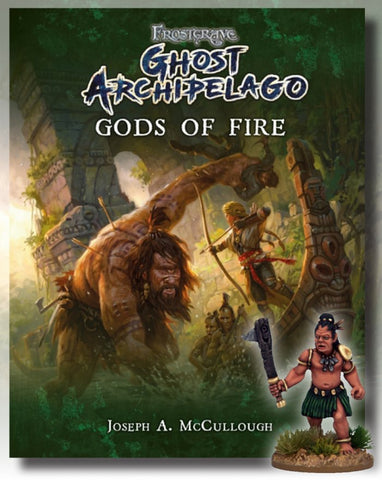 Frostgrave: Ghost Archipelago - Gods Of Fire (expected in stock soon)