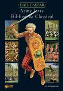 Hail Caesar: Army Lists Vol 1 - Biblical & Classical