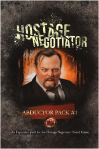 Hostage Negotiator: Abductor Pack #1
