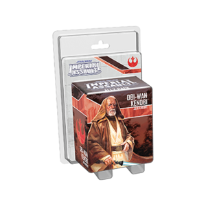 Star Wars Imperial Assault: Obi-Wan Ally Pack