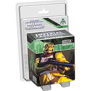 Star Wars Imperial Assault: Bossk Villian Pack