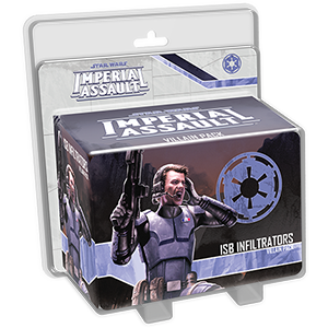 Star Wars Imperial Assault: ISB Infiltrator Ally Pack
