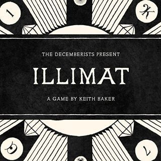 Illimat (expected in stock 24th July)