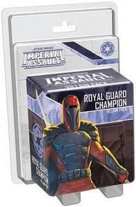 Star Wars Imperial Assault: Royal Guard Champion Villian Pack