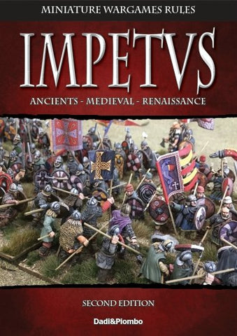 Impetus 2nd Edition