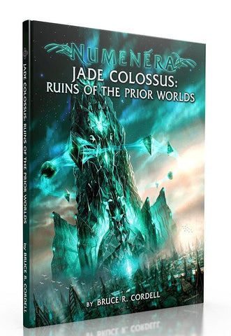 Numenera: Jade Colossus - Ruins of the Prior Worlds