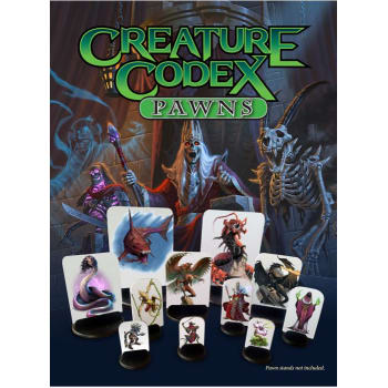 Creature Codex Pawns - Leisure Games