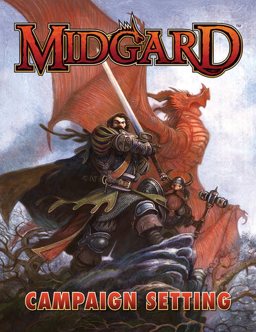 Midgard: World Book (5E and Pathfinder Compatible)