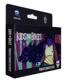 Kids on Bikes RPG: Powered Character Deck (expected in stock on 20th January)