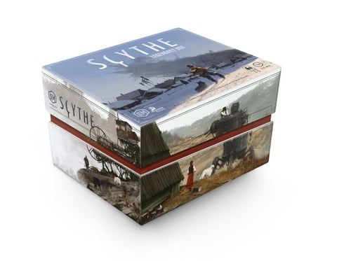 Scythe: The Legendary Box (expected in stock on 22nd January)