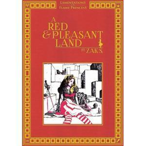 Lamentations of the Flame Princess: A Red and Pleasant Land + complimentary PDF