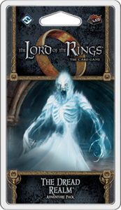 Lord of the Ring LCG: The Dread Realm Adventure Pack