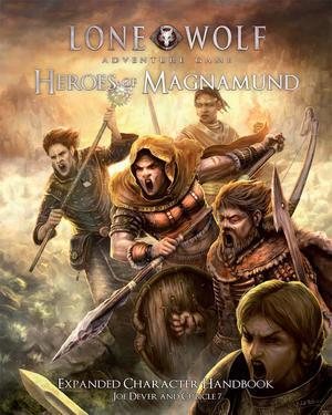 Lone Wolf Adventure Game: Heroes of Magnamund + complimentary PDF