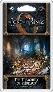 Lord of the Rings LCG: The Treachery of Rhudaur