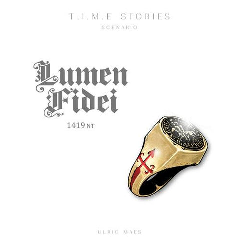 (T.I.M.E.) Time Stories: Lumen Fidei - Leisure Games