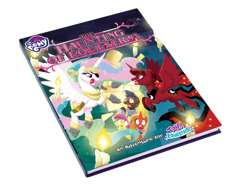 Tails of Equestria (My Little Pony): The Haunting of Equestria Expansion