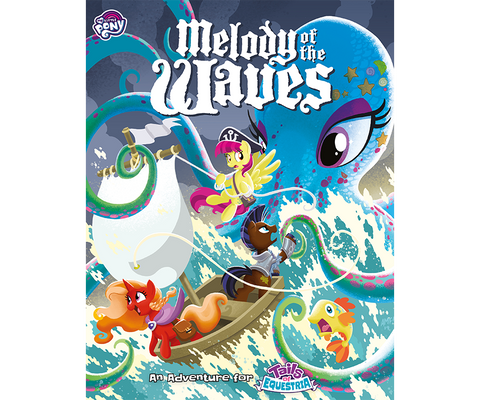 Tails of Equestria: Melody of the Waves (My Little Pony)