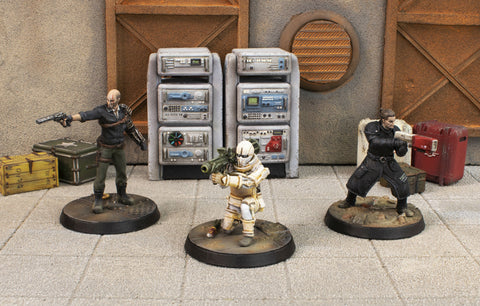 Fallout: Wasteland Warfare - Wave 3 - Institute Covert Operations