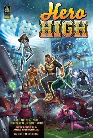 Mutants & Masterminds: Hero High - Revised Edition