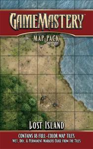 Game Mastery Map Pack: Lost Island