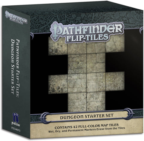 Pathfinder Flip-Tiles: Dungeon Starter Set (expected in stock 14th August)