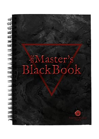 Fantasy World Creator: The Masters Black Book (expected in stock on 10th February)