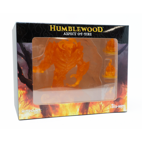 Humblewood RPG: Minis - Aspect Of Fire