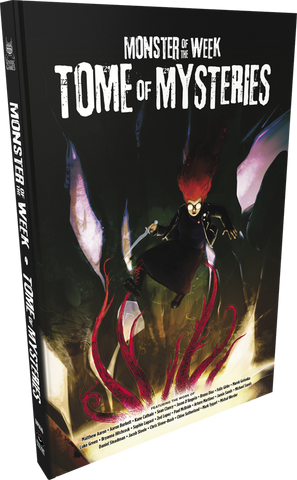 Monster of the Week: Tome of Mysteries + complimentary PDF
