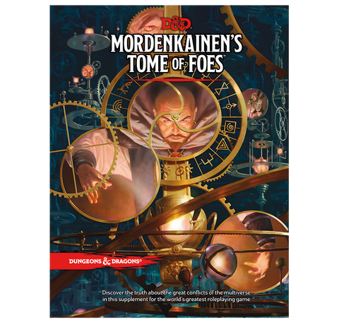 Dungeons & Dragons 5th Edition: Mordenkainen's Tome of Foes