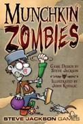 Munchkin Zombies - reduced