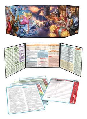 Mutants and Masterminds Game Masters Kit Revised