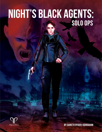 Night's Black Agents: Solo Ops + complimentary PDF