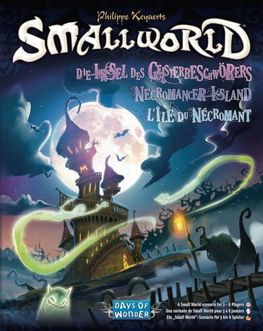 Small World: Necromancer Island