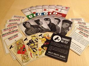 Night Witches: Nachthexen Cards (limited supply; more copies on order)