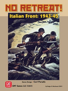 No Retreat - The Italian Front